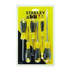 Set 6 cacciaviti - STANLEY