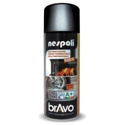 Spray bravo Nero opaco alta...
