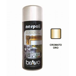 Spray bravo Oro cromato...