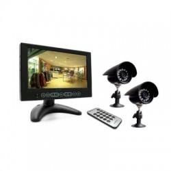 Kit video sorveglianza DVR...