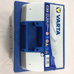 Batteria C22 52Ah - VARTA