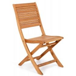 Sedia in legno California -...