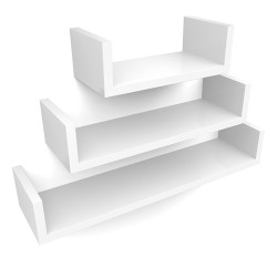 Mensole u shelf kit - DURALINE